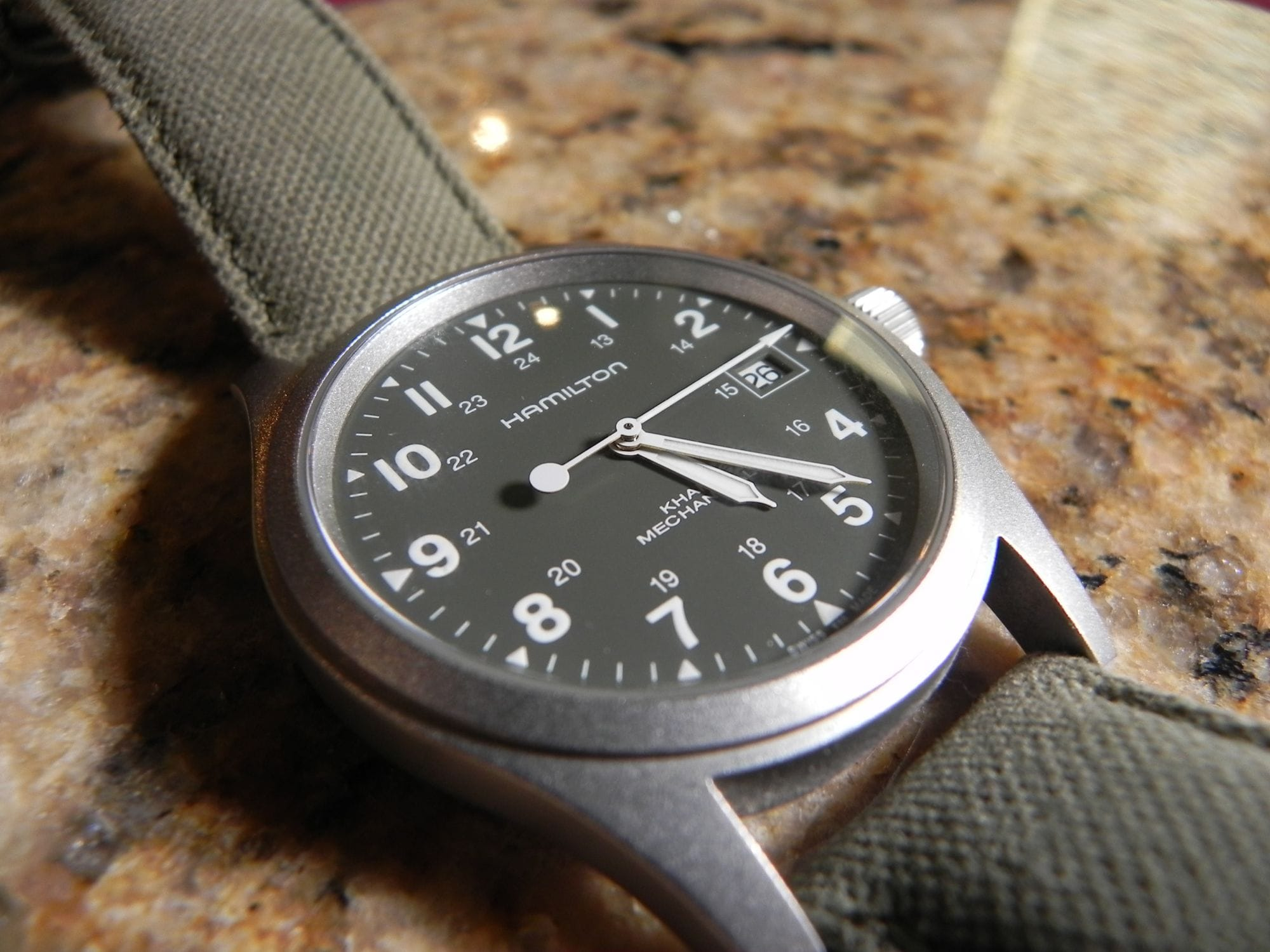 Hamilton Khaki Field Mechanical Review An Homage To It S Own